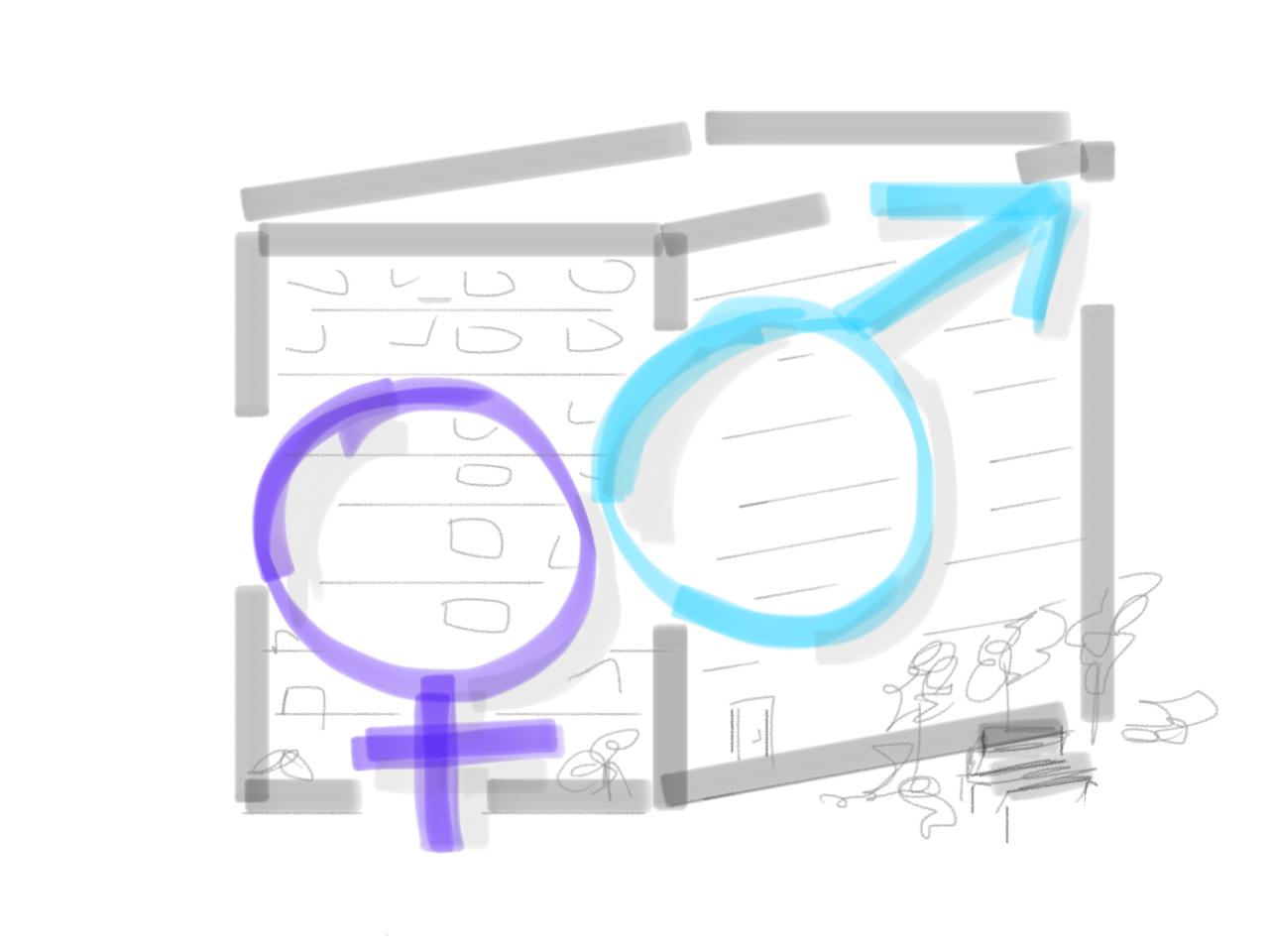 Zusammenleben von Männern und Frauen im Stadtteil