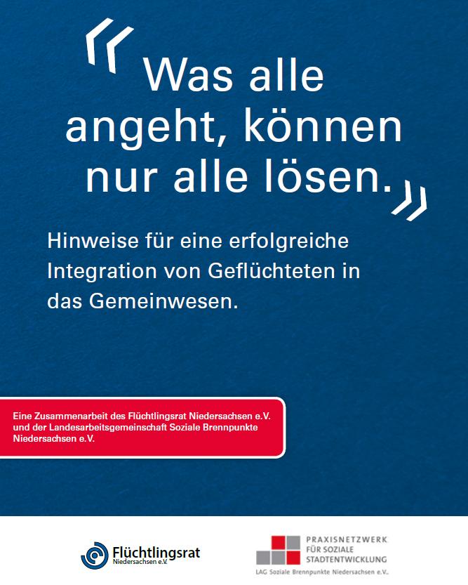 """""""Was alle angeht, können nur alle lösen"""", lautet der Titel der gemeinsamen Hinweise der zwei niedersächsischen Organisationen"""