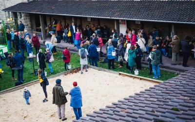 Gelungener Auftakt der Begegnungsreihe am 8.November 2018 in Hildesheim