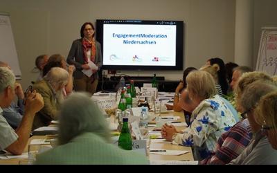 Über 30 Gründungsmitglieder für den Landesverband EngagementModeration